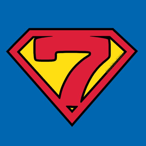 Nugget Markets Super 7 logo by tazer on DeviantArt